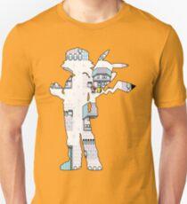 reversed ash - Pokemon yellow Unisex T-Shirt