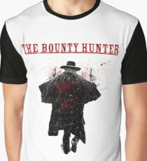 The Bounty Hunter - The Hateful Eight Graphic T-Shirt