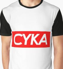 cyka Graphic T-Shirt