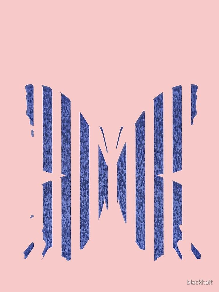 Stylized butterfly by blackhalt