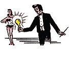 Magic Lightbulb by Megatrip