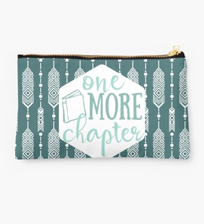 One More Chapter - Tribal Studio Pouch