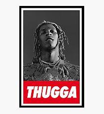 Young thug [4K] Photographic Print