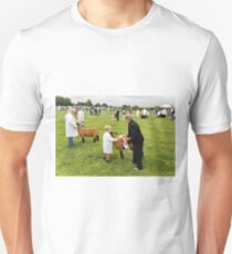 Agricultural Show sheep competition T-Shirt