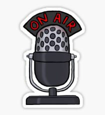 On Air Sticker