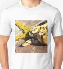 Bumblebee ball python  T-Shirt