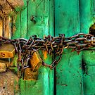 No Escape by Sergios Georgakopoulos