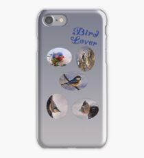 Bird Lover 2 iPhone Case/Skin