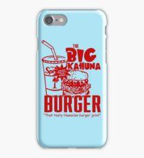 The Big Kahuna Burger iPhone Case/Skin