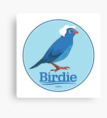 Bird of Bernie 2016 Canvas Print