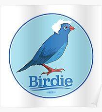 Bird of Bernie 2016 Poster