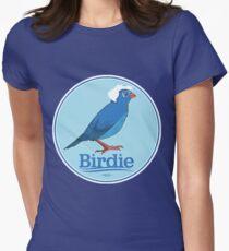 Bird of Bernie 2016 Women's Fitted T-Shirt