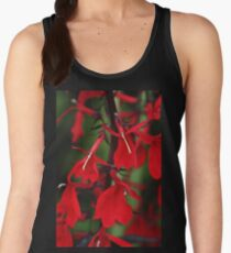 Vision In Red Women's Tank Top