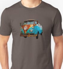 VW Bus Rusted T-Shirt