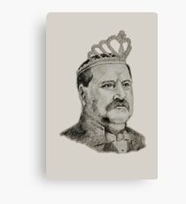 S. Grover Cleveland Canvas Print