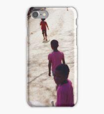 Pink Saturday iPhone Case/Skin
