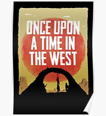 Once Upon a Time in the West - Hanging Poster
