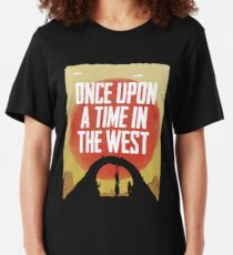 Once Upon a Time in the West - Hanging Slim Fit T-Shirt
