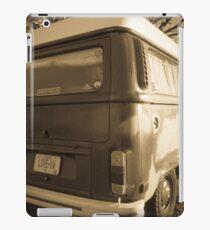 Love VW Westy iPad Case/Skin