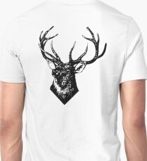 STAG, STAG DO, Stag night, Stag Head, The Stag, Deer, Antlers, Hunt, Hunting Unisex T-Shirt