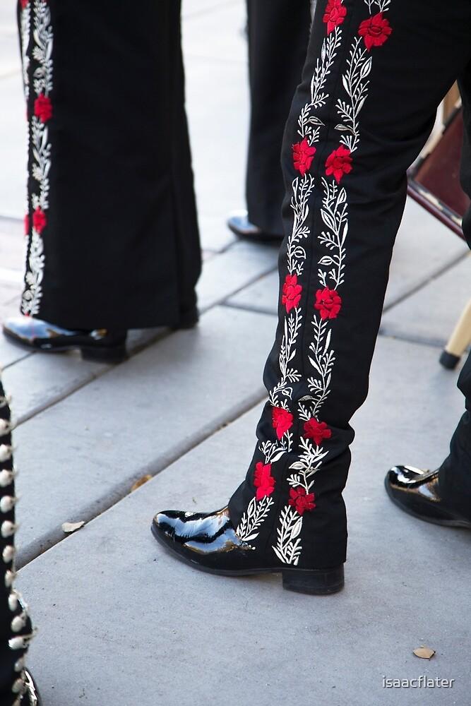 Mariachi Pants. Tucson, Arizona, USA. by isaacflater