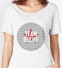 Team Bucky Women's Relaxed Fit T-Shirt
