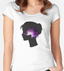 The Doxie Within Women's Fitted Scoop T-Shirt