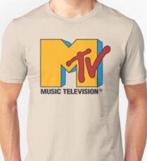MTV 90's Logo Unisex T-Shirt