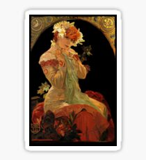 Lefevre Utile Sarah Bernhardt Sticker