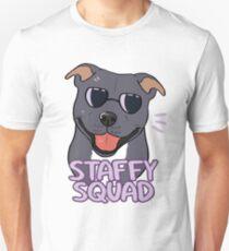 STAFFY SQUAD (blue) T-Shirt