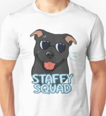 STAFFY SQUAD (black) Unisex T-Shirt