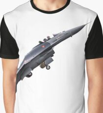SoloTurk F-16 launching Graphic T-Shirt