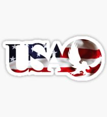U.S.A. Eno Sticker