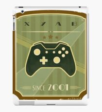 Retro Xbox One Controller iPad Case/Skin