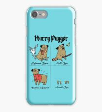Harry Pugger iPhone Case/Skin