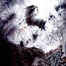Sauron Brought Werewolves by Peter Xavier Price