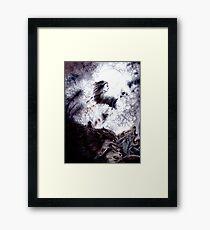 Sauron Brought Werewolves Framed Print