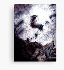 Sauron Brought Werewolves Canvas Print