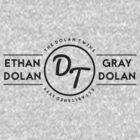 The Dolan Twins by elyssarose