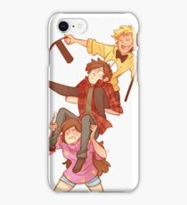 Tower of Trouble iPhone Case/Skin