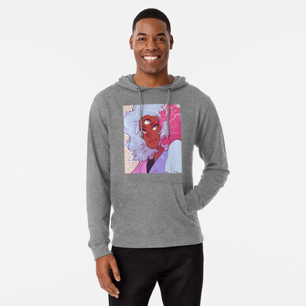 The Answer is Love Lightweight Hoodie