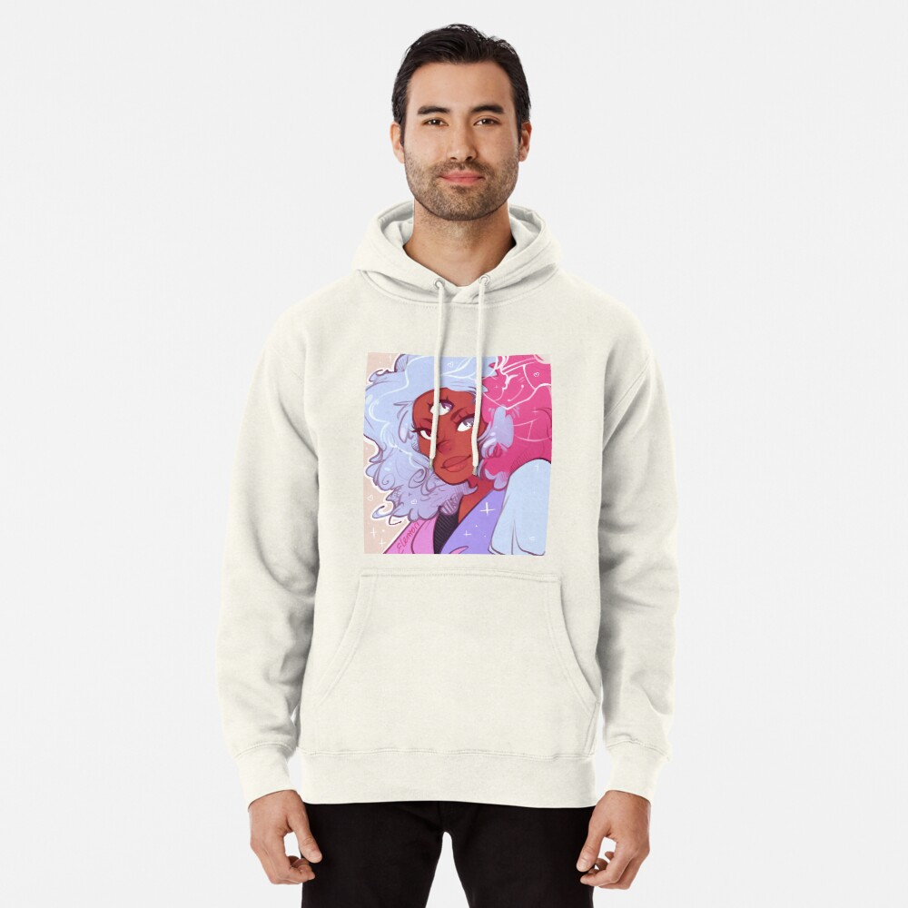 The Answer is Love Pullover Hoodie