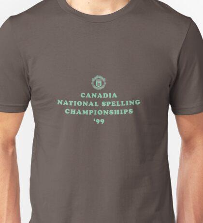 Canadia Spelling Champ T-Shirt