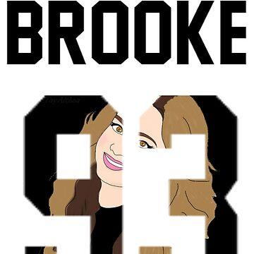 "Brooke'93 ""Cara"" Jersey de TayloredHearts"