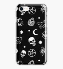 Witch Pattern iPhone Case/Skin