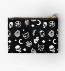 Witch Pattern Studio Pouch