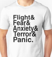 Ich bin Flight - Mr. Robot Unisex T-Shirt