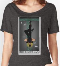 Zack Fair Tarot  Women's Relaxed Fit T-Shirt