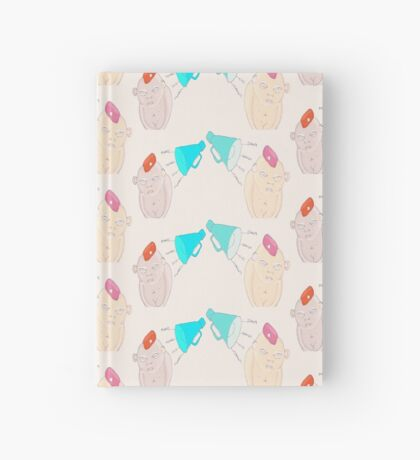 Mirror Mnky Hardcover Journal