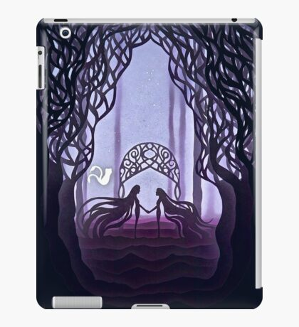 In Your Eyes iPad Case/Skin